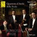 Giuseppe Verdi: Dal 'Rigoletto' riduzione per quartetto d'archi e Quartetto in Mi minore