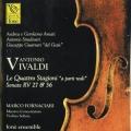 Vivaldi : Le quattro stagioni a parte reali - Sonate RV27 & RV36
