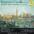 Francesco Cavalli : Musiche sacre concertate