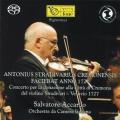 Concerto per la donazione alla Città di Cremona del violino Stradivari-Vesuvio, 1727