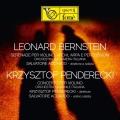 Bernstein: Serenade & Penderecki: Concerto per violino