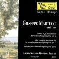 Martucci: Opere per violoncello e pianoforte