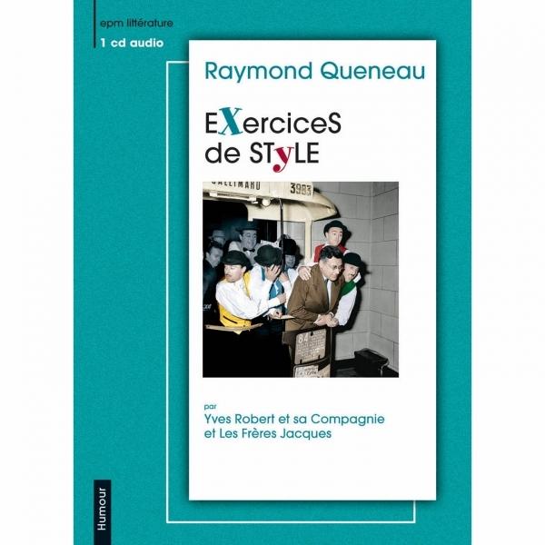 Raymond Queneau Exercices De Style Manufacturer Name