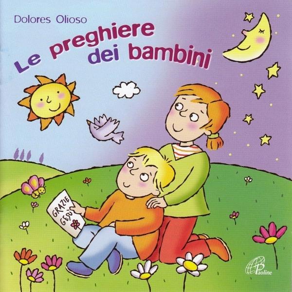 Famoso Le preghiere dei bambini :: Paolinestore.it IC41