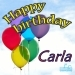 Happy Birthday Carla
