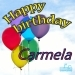 Happy Birthday Carmela