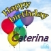 Happy Birthday Caterina