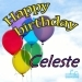 Happy Birthday Celeste