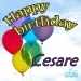 Happy Birthday Cesare