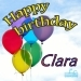 Happy Birthday Clara