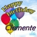 Happy Birthday Clemente