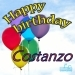Happy Birthday Costanzo