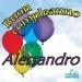 Tanti Auguri a te Alessandro