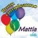 Tanti Auguri a te Mattia
