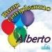 Tanti Auguri a te Alberto