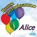 Tanti Auguri a Te Alice