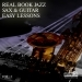 Real Book Jazz Sax & Guitar  Easy Lessons