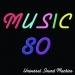 Music 80 : 60 tubes incontournables