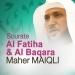 Sourates Al Fatiha et Al Baqara