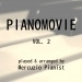 Pianomovie, Vol. 2