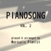 Pianosong, Vol. 2