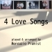 4 Love Songs