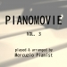 Pianomovie, Vol. 3