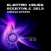 Electro House Essentials 2013