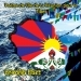 Poème de l'île de la Réunion pour le Tibet