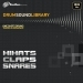 Drums Sound Library - Hihats Claps Snares