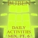 Daily Activities Mix, Pt. 6