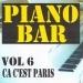 Piano bar volume 6 - ca c'est paris