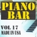 Piano bar volume 17 - made in usa