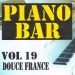 Piano bar volume 19 - douce France