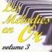 Les mélodies en or volume 3