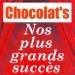 Nos plus grands succès - Chocolat's