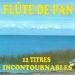 Flûte de pan - 12 titres incontournables
