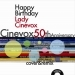 Cinevox 50th Anniversary