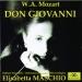 Wolfgang Amadeus Mozart : Don Giovanni
