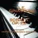 Alberto Evaristo Ginastera : Sonata Op. 22