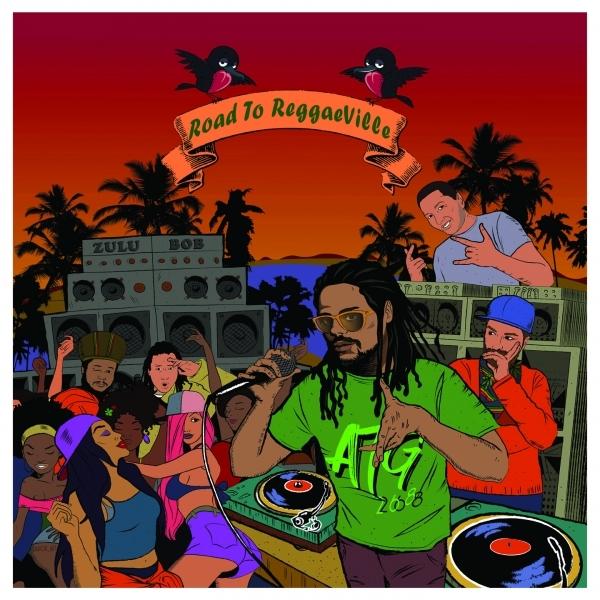 Road To ReggaeVille by Zulu Bob